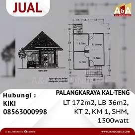 Rumah Murah Kalimantan Tengah