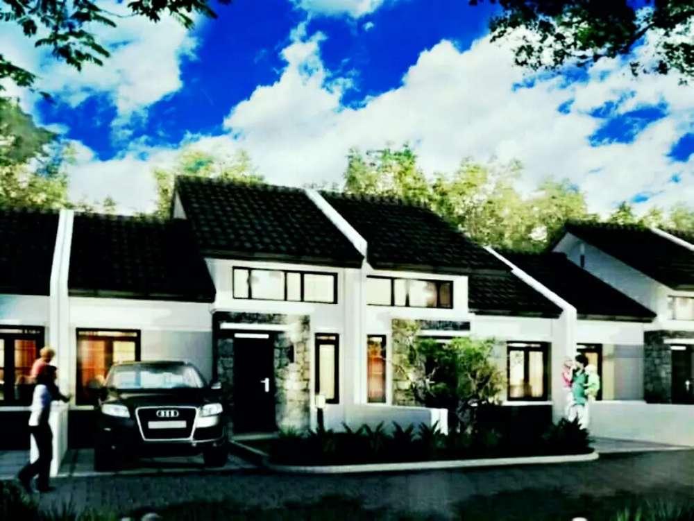 rumah cluster cocok untuk di huni dan untuk investasi lokasi strategis