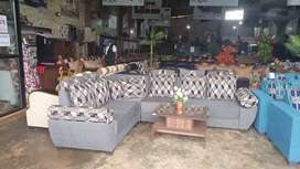 Free home delivery Sultan furniture Corner sofa set Rs 25500 only
