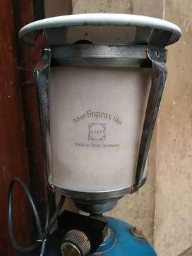 Lampu Gas Schott west germany