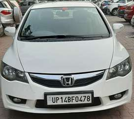 Honda Civic 1.8S Automatic, 2010, Petrol