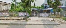 Disewakan Kavling dI Jl Imam Bonjol Area Karawaci