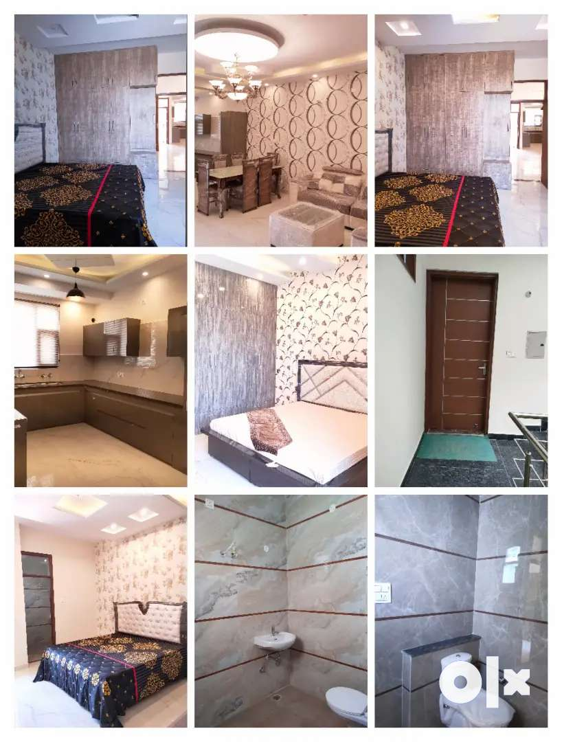 3Bhk King Size Furnished Luxurious in Zirakpur Prime Location. 0