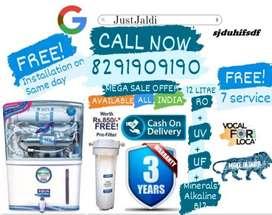hnjwfwiue RO Water Purifier Water Filter Water Tank TV DTH.   Free Fit