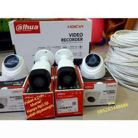 Pusat Camera Cctv Brand Hikvision Dahua 2mp 5mp Full HD