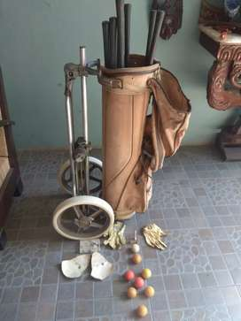 Alat stick golf lengkap