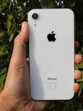 Iphone XR (64 GB) white
