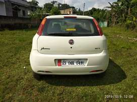 Fiat Punto 2012 Petrol Well Maintained