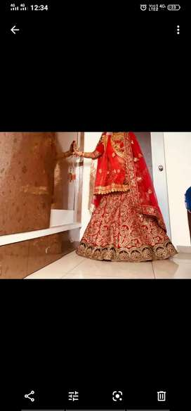 I want to sell bridal lehengal choli