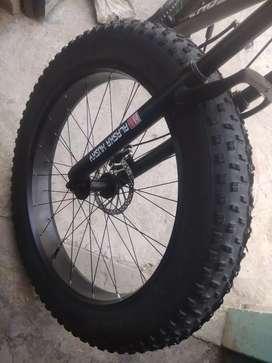 Fat bike 31-03-2020 granty pending Rs 11999