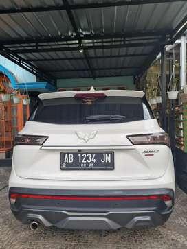 Wuling Almaz 7 Seater 1500 Turbo