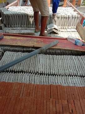Genteng flat beton mojosari
