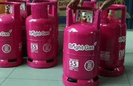 tabung gas ping 5,5 kg full isi