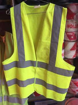 SAFTY JACKETS  FOR LABOUR