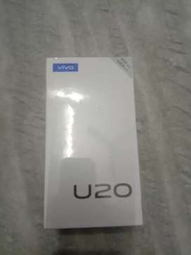 vivo U20 sell pack