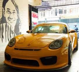 Porsche Cayman GT 2.7 2008
