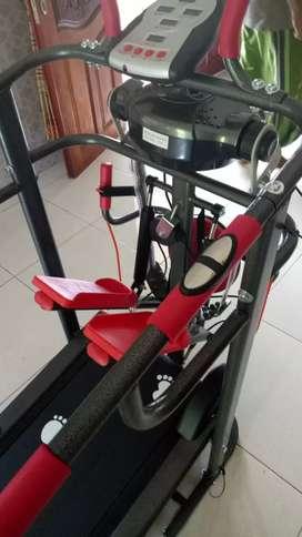 Treadmill manual 7F LENGKAP harga special