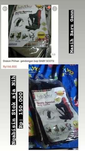 Dijual Gendongan Bayii