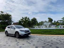 Honda Cr-v 1.5 Prestige 2018 Matic plat BH Terawat