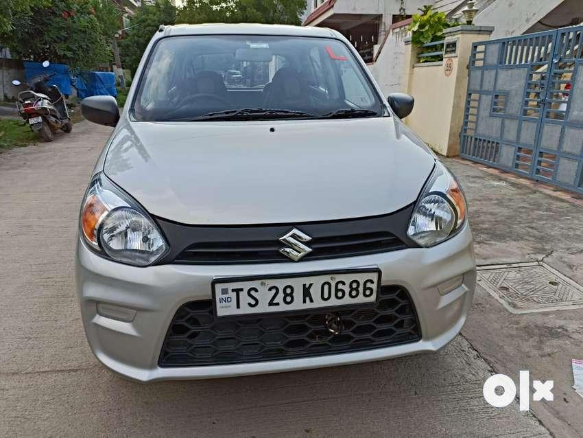 Maruti Suzuki Alto Vxi 1.1, 2020, Petrol