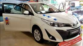 Toyota Yaris now you get on Easy Monthly Installments