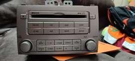 i20 Original car stereo 2013