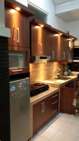 Kitchen set produksi sendiri