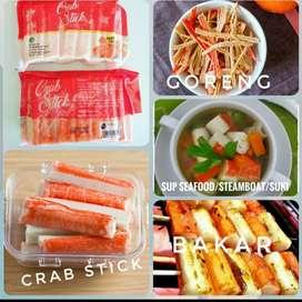 Crabstik (stik kepiting)