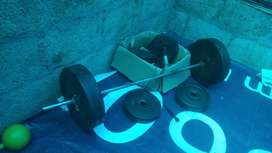 Gyme 40kg for sale