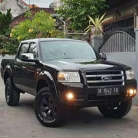 Ford Ranger 2.5 XLT MATIC 4x2 2008 Asli Bali, Pajak Baru