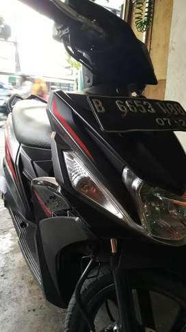 Yamaha Mio Z mesin halus