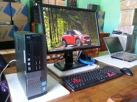 """DELL Core i5 CPU Rs.8800 with 19""""LCD Rs.12000"""