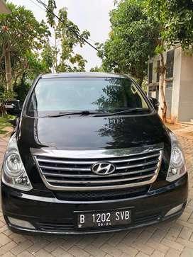 Hyundai H-1 Royale 2012 mulus siap pakai A/T