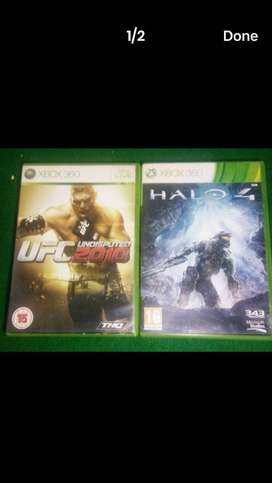 Xbox 360 orignal games in good price and deliver to all over Pakistan