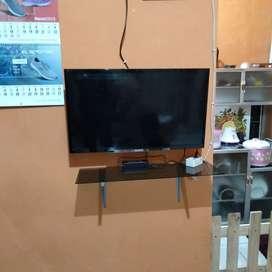 jual dan pasang bracket TV LCD LED bahan plat besi tebal