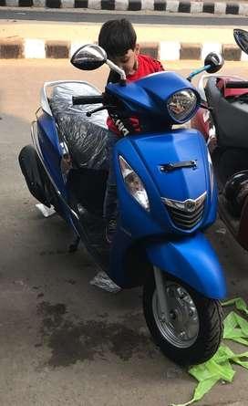 Brand new condition yamah fasino scooty