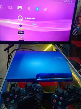 Ps3 slim 320gb full games
