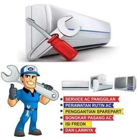 Service AC, Kulkas, Mesin Cuci & CCTV
