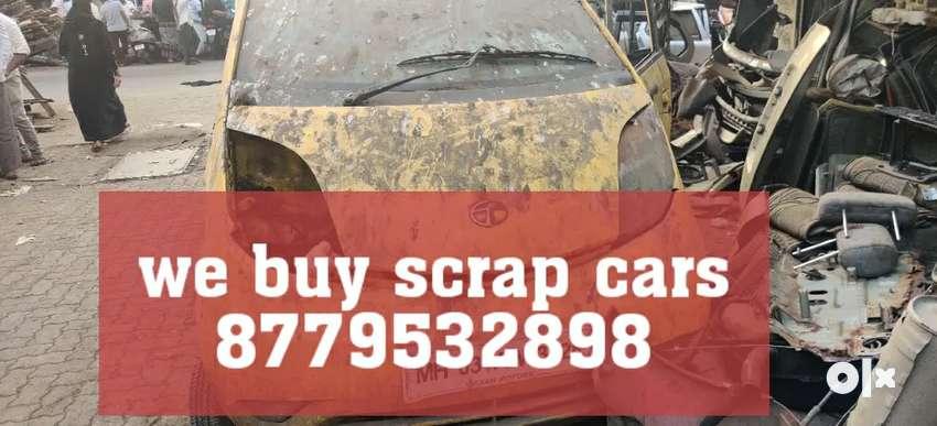 Scrap car dealers