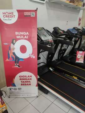Promo Treadmill Jaco Cicilan Bunga 0% Tanpa Kartu Kredit Home Credit