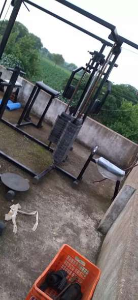 Multy gym all in one