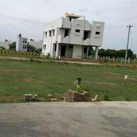 Plot for sale in gerugambakkam