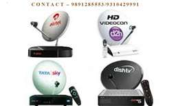 DISH CONNECTION WITH HD QUALITY