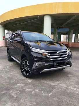 Km 20rb Daihatsu Terios R Deluxe Automatik Th 2018 Bln 3 Black Perfect