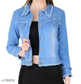 *Classy Feminine Women Jackets & Waistcoat*