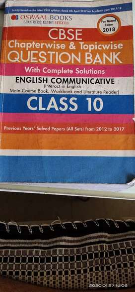 OSWAAL BOOK  class 10