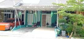 Rumah minimali siap huni mutiara gading city bekasi