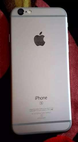 iPhone 6s 32 gb 1.6 year old