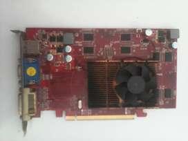VGA Radeon HD 4650