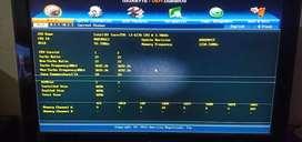 Intel corei3 4170 haswel+Gigabyte h81